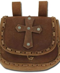 Medieval_Paladin_Cross_Natural_Leather_Pouch_