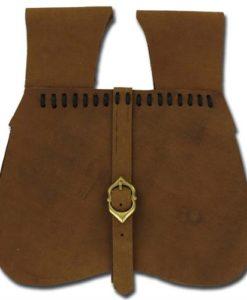 Medieval_Renaissance_Simple_Natural_Leather_Soldier_Pouch_