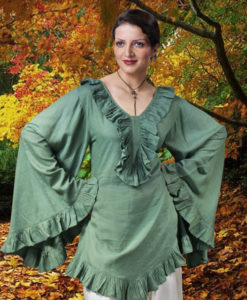 Nobles_Blouse_Green