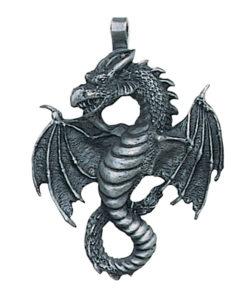 Soaring Dragon Pendant