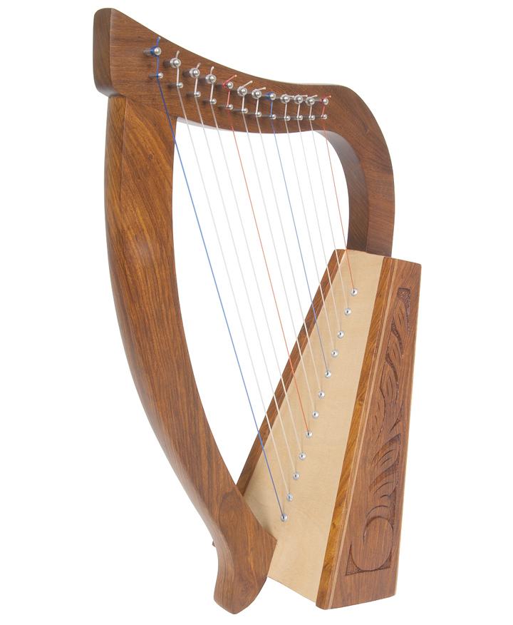 12 string mini harp garbgeek. Black Bedroom Furniture Sets. Home Design Ideas