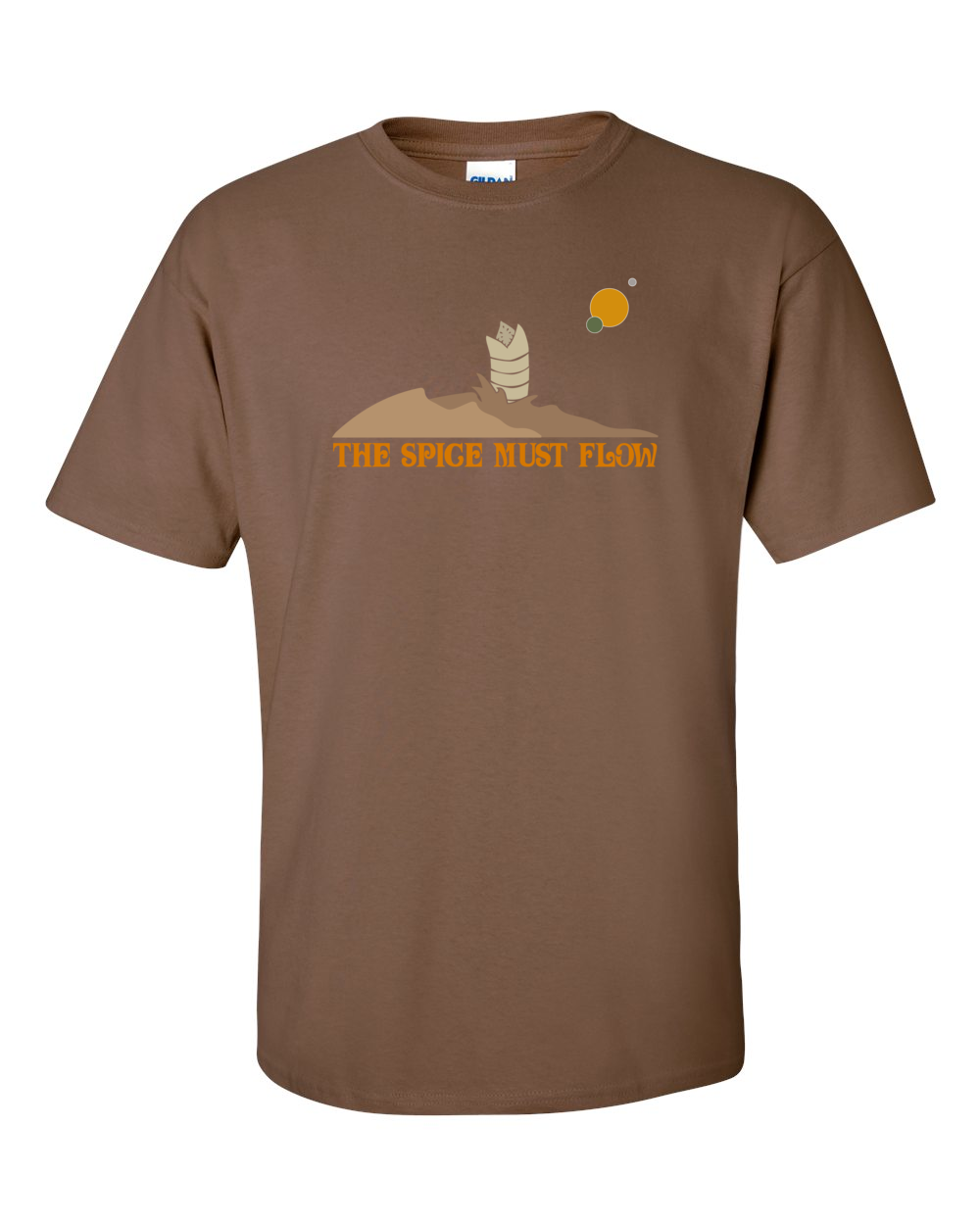 The spice must flow unisex t shirt