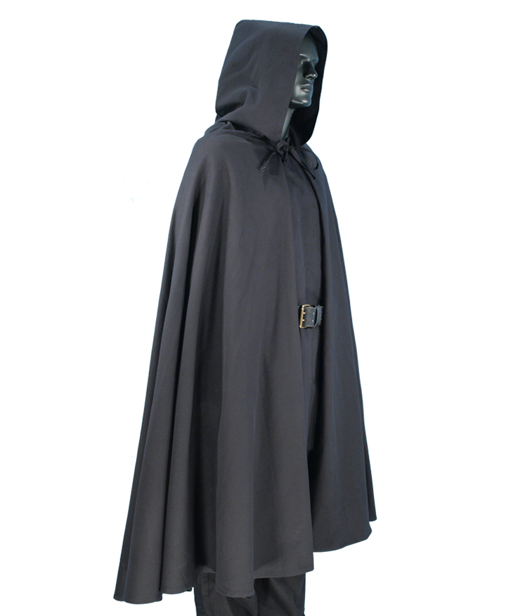 Long Hooded Cloak Pattern FREE  Fleece Fun
