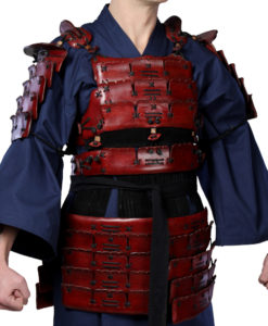 Leather Samurai Armor