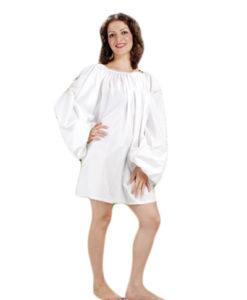 renaissance short chemise
