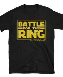 Battle for the Ring 2017 Shirt